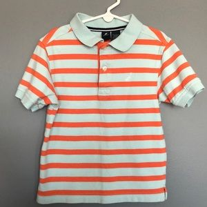 Nautica Youth Boys Polo, Size 7